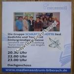 Lesung Kulturnacht Biberach 2011