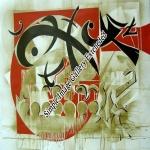 Kalligraphie  -  78x99cm